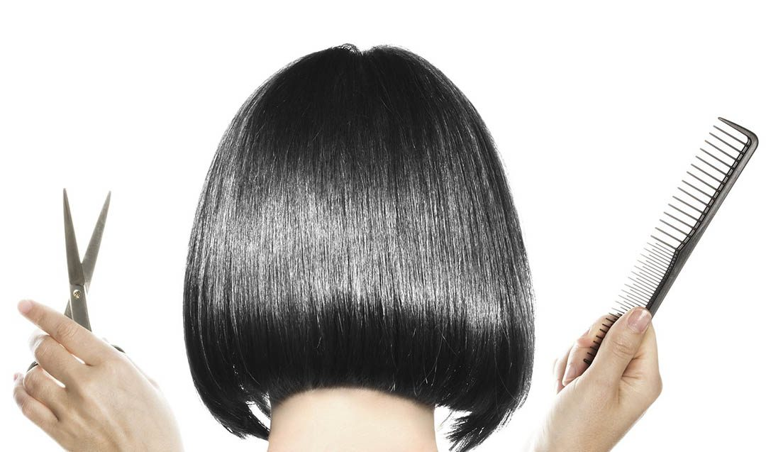 I capelli? Falli tagliare da asciutti!