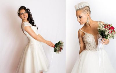 Sfilata acconciature da sposa 2019/2020